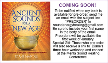 Coming Soon- Anciewnt Sounds for a New Age