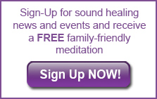 Sign-Up Now for our Newsleetter and receive a free mediation